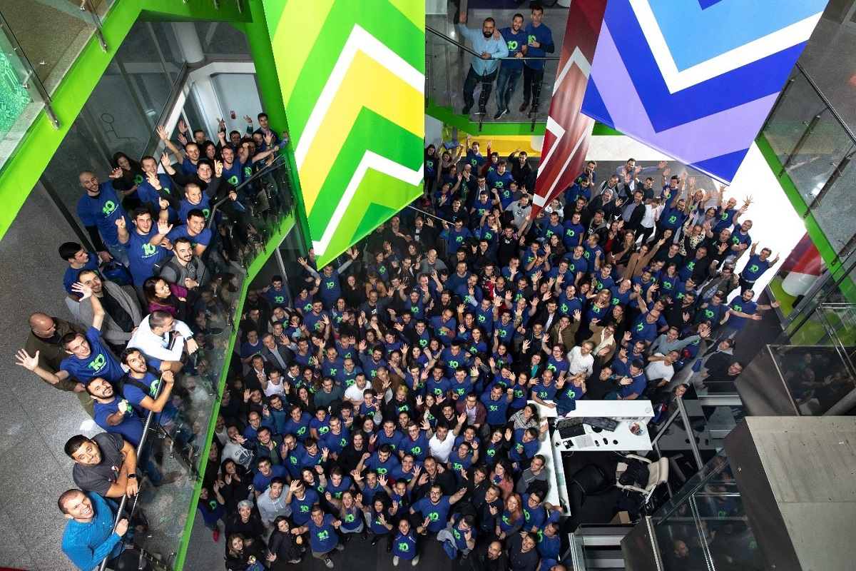 Telerik Academy 10th anniversary