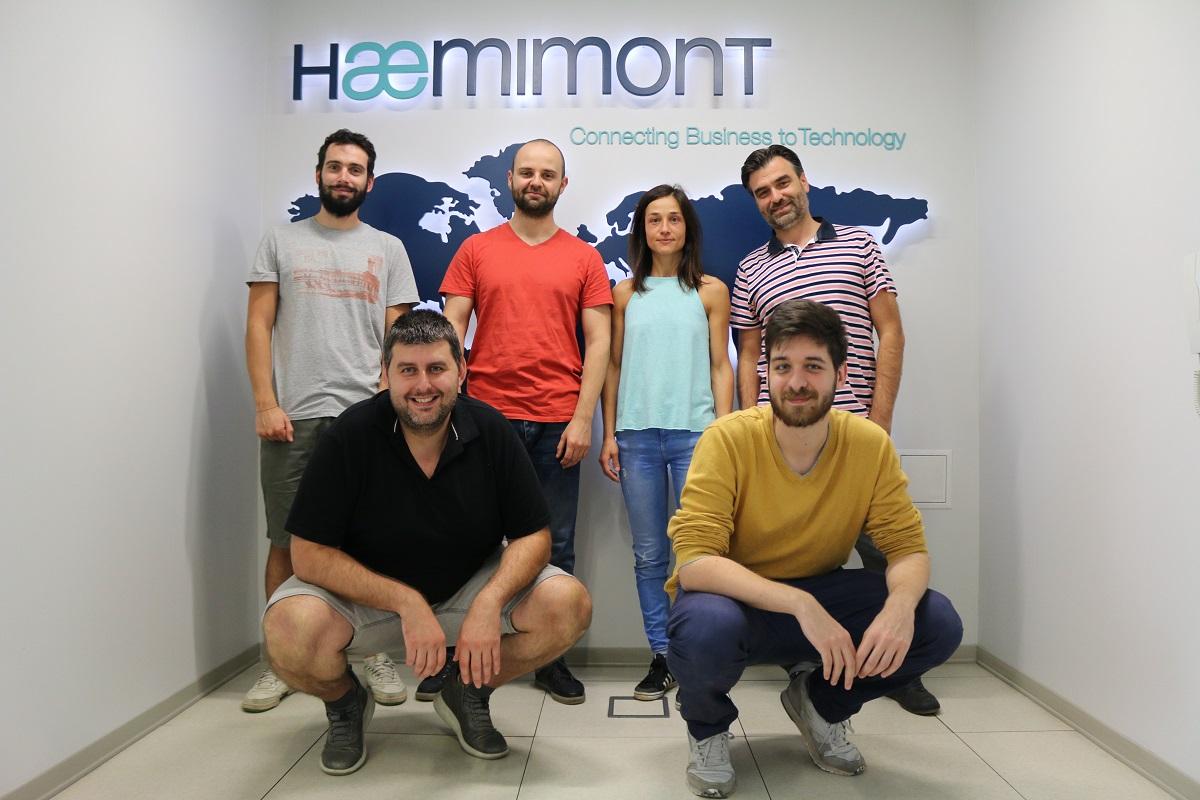 Telerik Academy Alumni at Haemimont