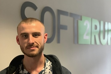 Ivan Rachev, Soft2Run - Telerik Academy Alumni