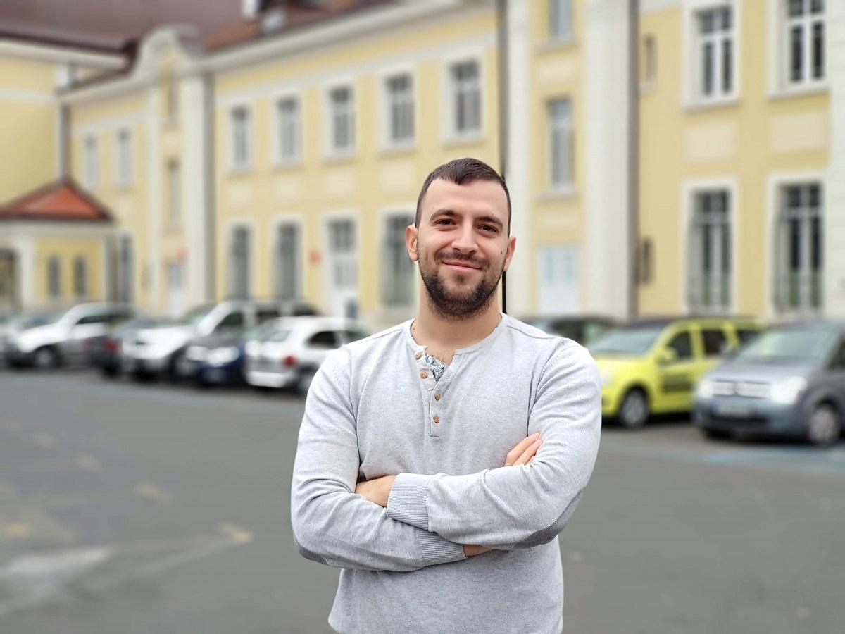 Telerik Academy Alumni - Kalin Parushev