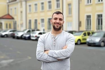 Kalin Parushev - Telerik Academy Alpha Alumni