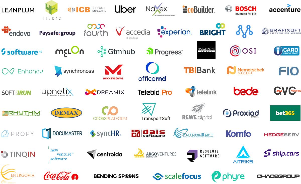 Partner Logos October