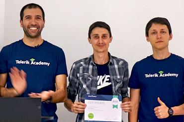 Pavel - Telerik Academy Alumni
