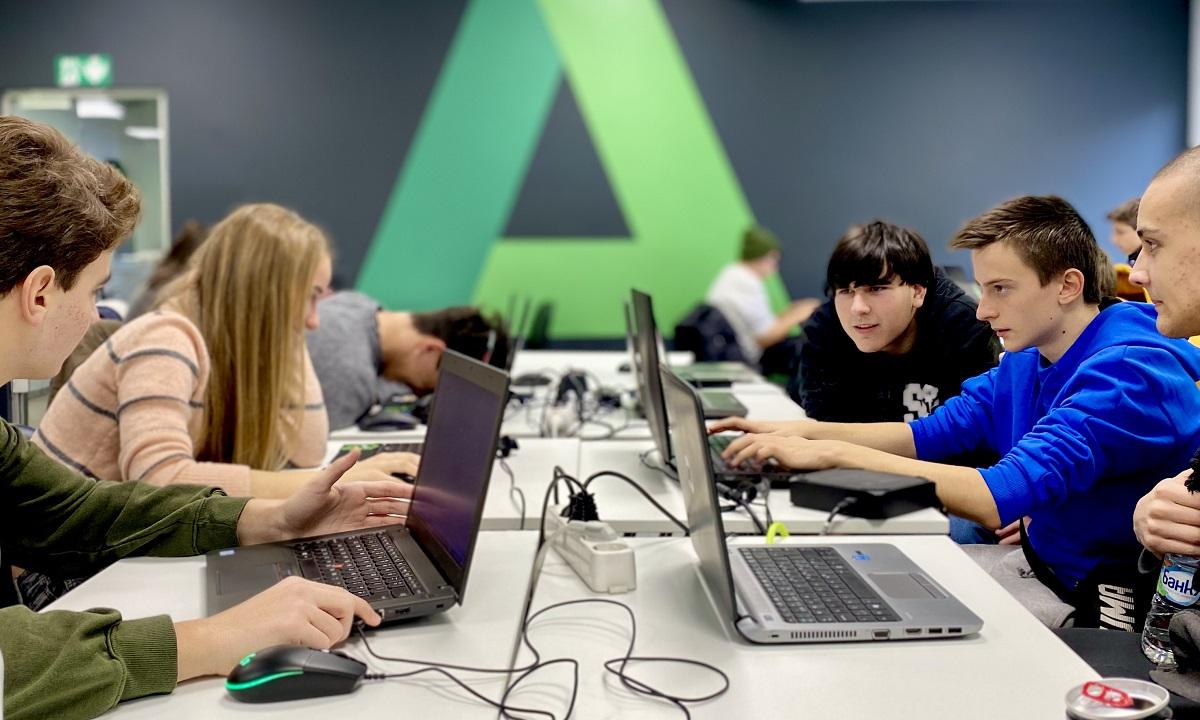Digital Science at Telerik Academy School