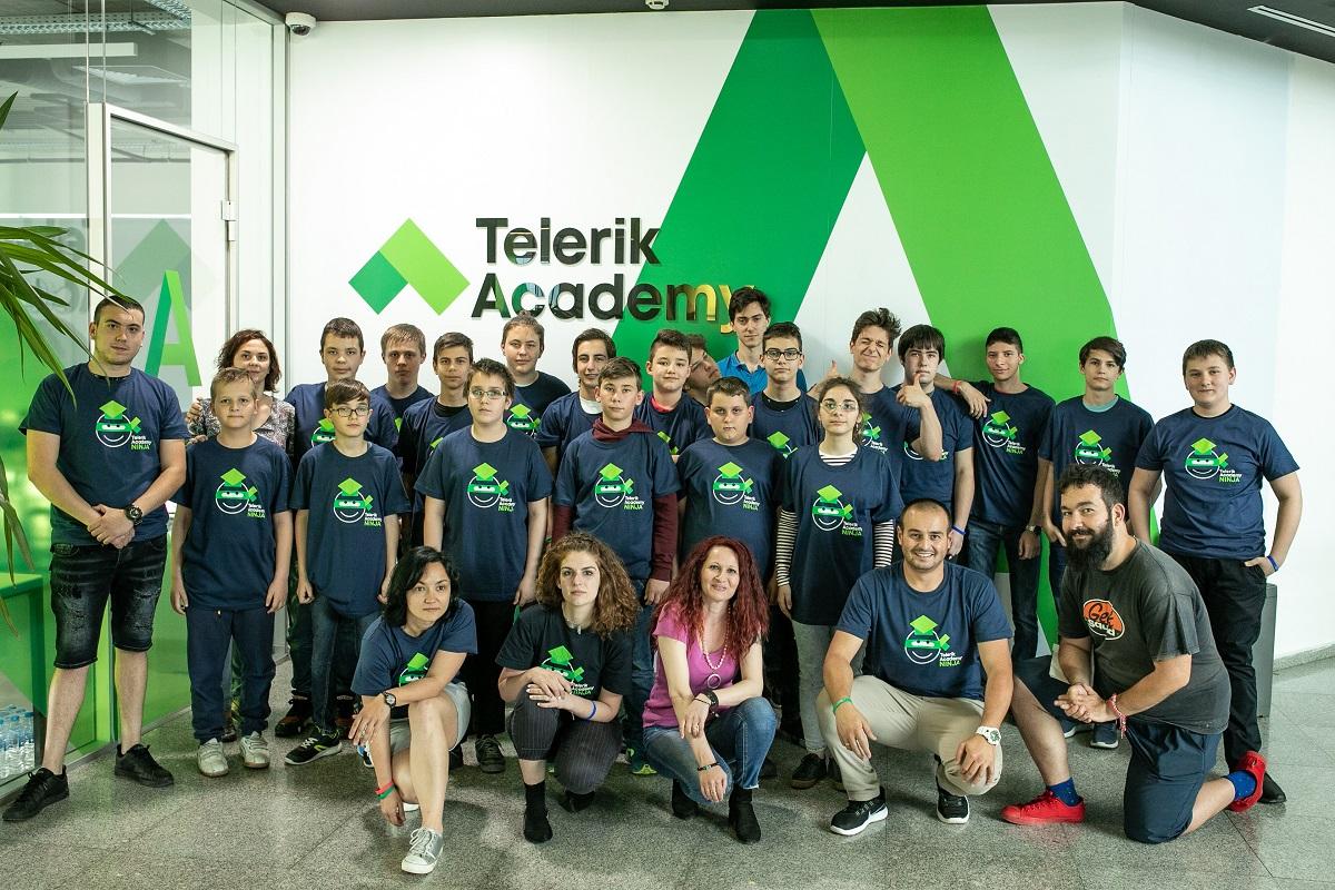 Telerik Academy School