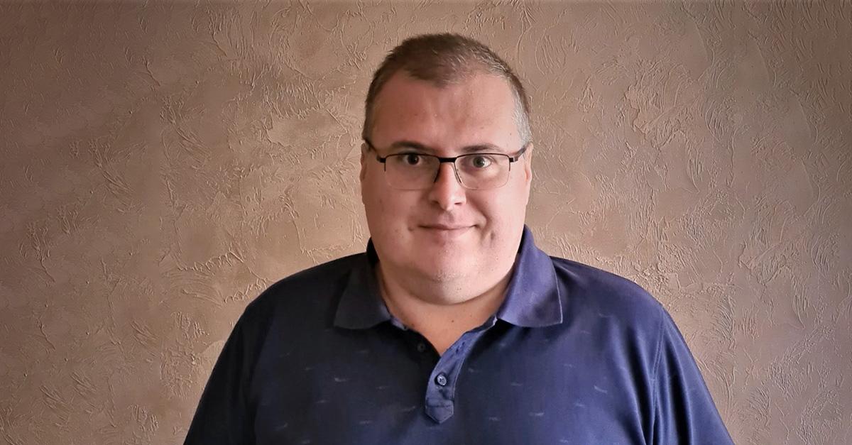 photo of veselin aleksandrov from software ag, telerik academy partner