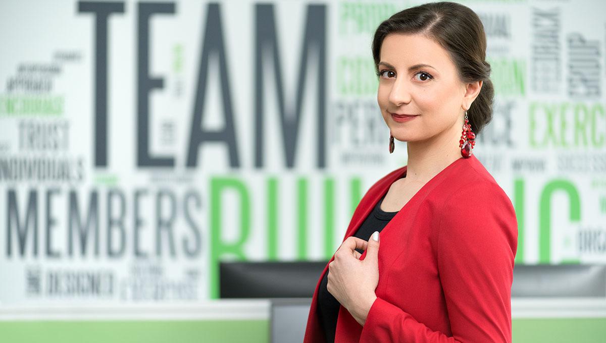 photo of yana papardova Schwarz IT, telerik academy partner