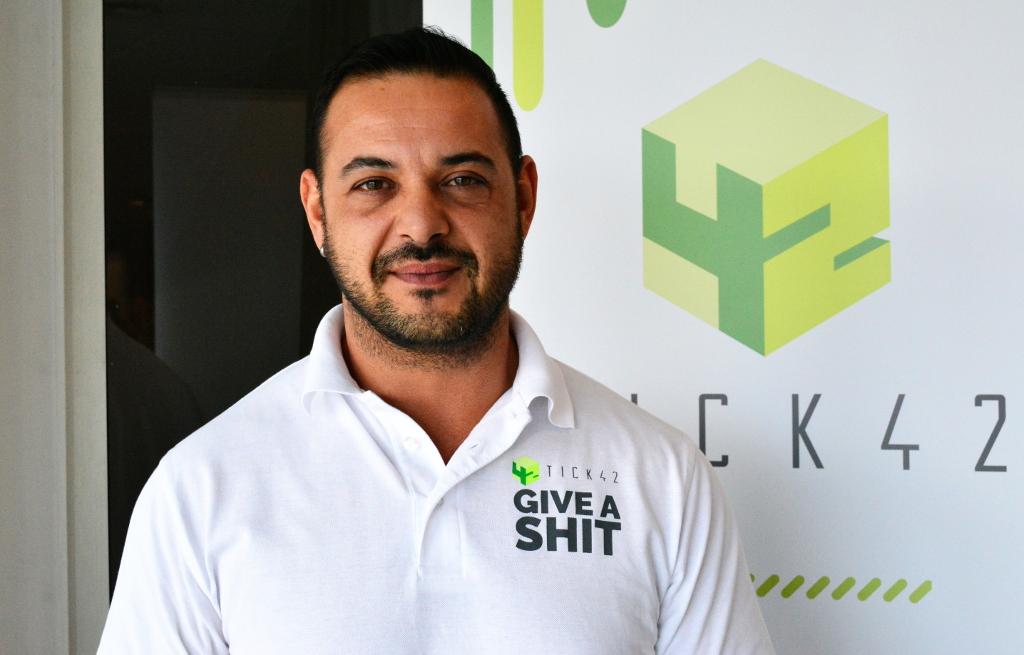 photo of stoyan damov from tick42, a telerik academy partner
