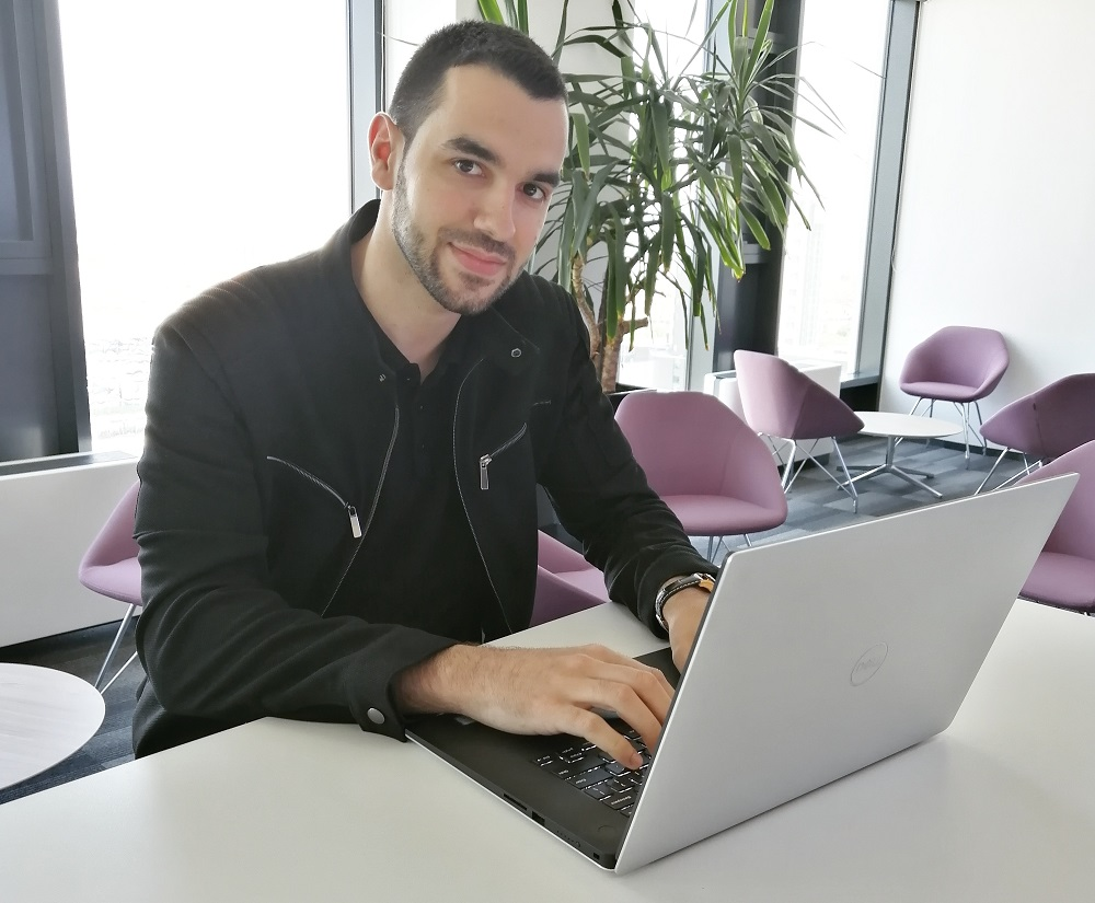 Aleksandar Georgiev Telerik Academy Alpha