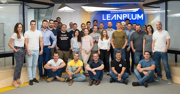 Leanplum Sofia Team