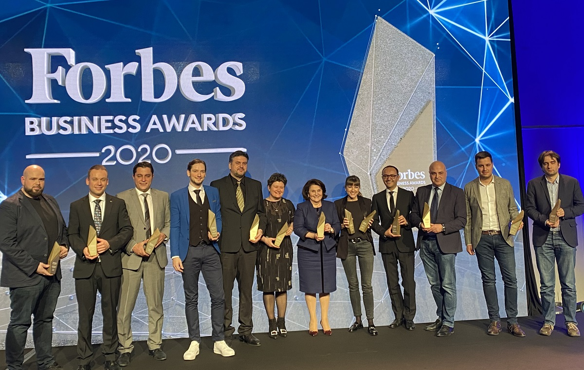 Telerik Academy - Forbes Business Awards 2020