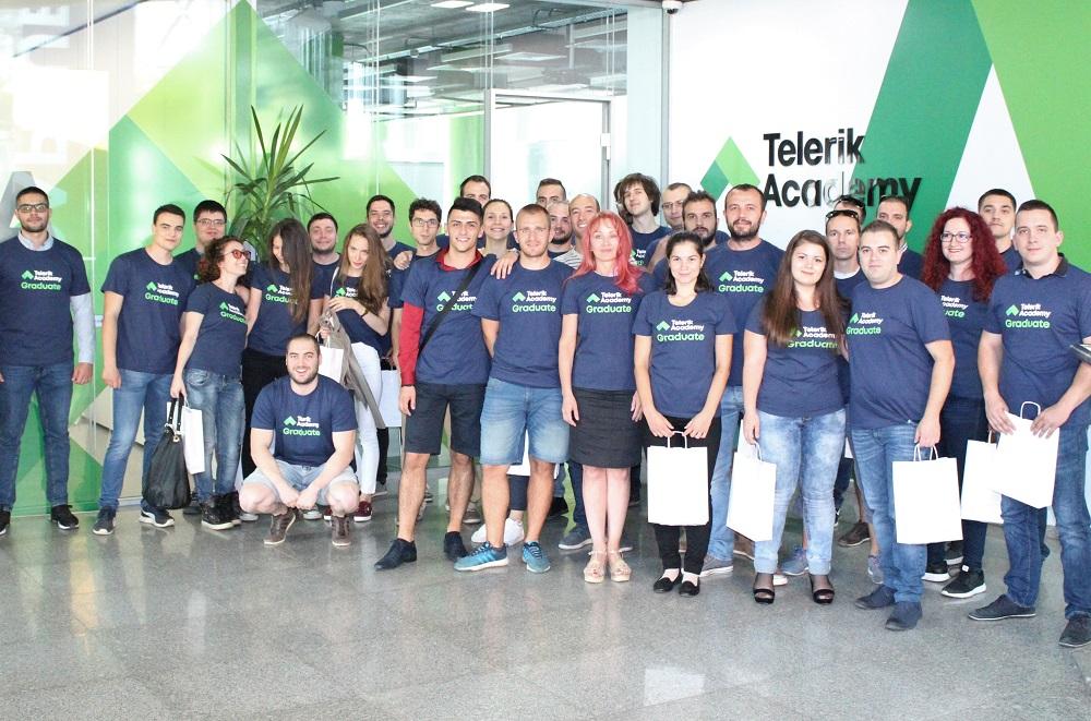 Telerik Academy Alpha Graduates