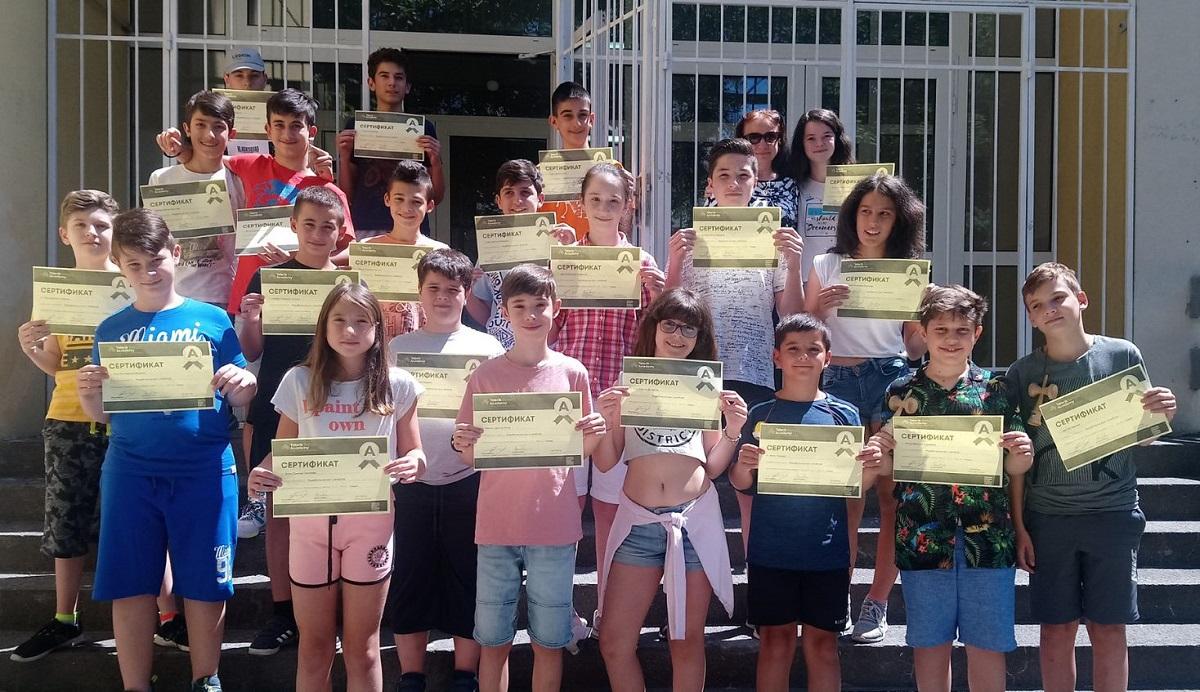 Summer Camps Plovdiv