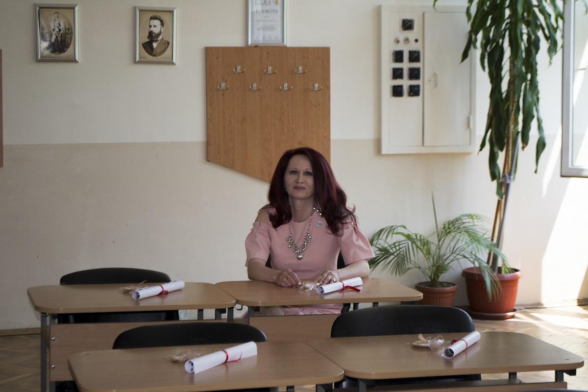 Tsvetana Dimitrova, Telerik Academy School